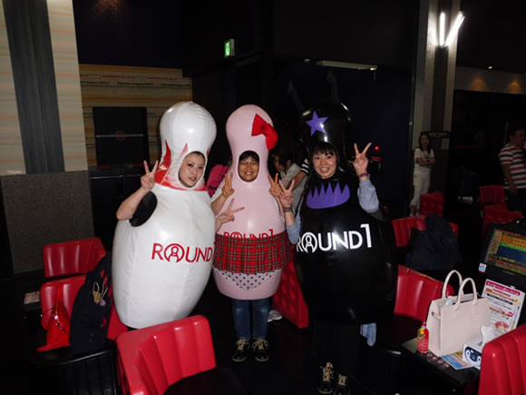 ボウリング Round1 ラウンドワン
